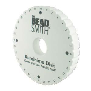 Disco Kumihimo 15cm
