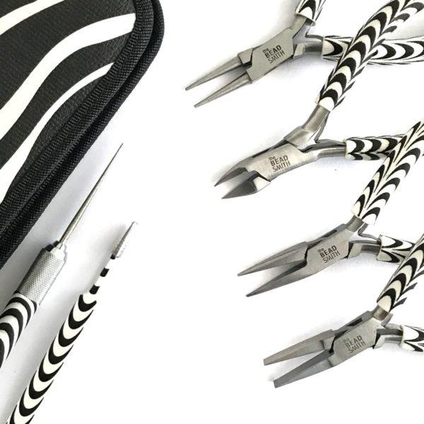 Set de 6 herramientas Zebra