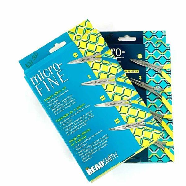 Kit de 4 Herramientas Micro Fine