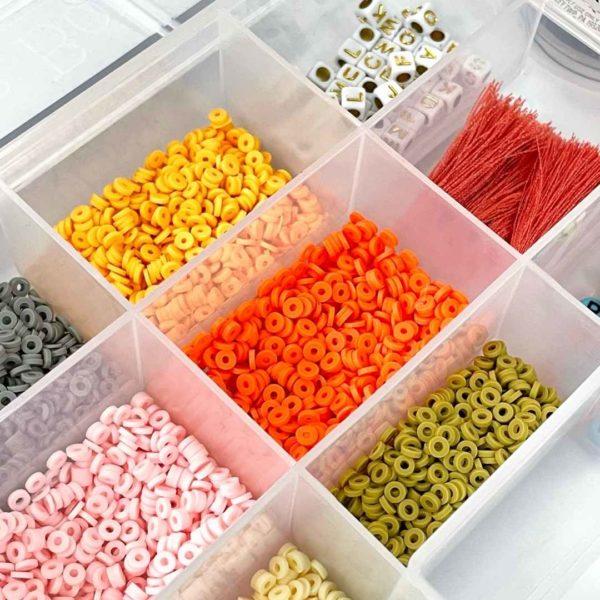 Kit Clay Beads